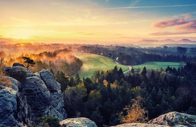 風景自然風光高清壁紙