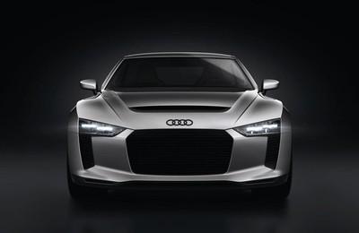 <Audi奥迪汽车宽屏高清壁纸