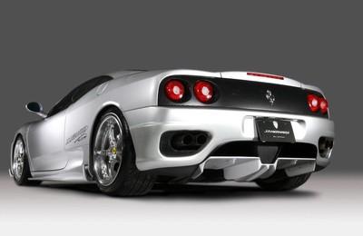 <法拉利Ferrari汽车跑车高清壁纸