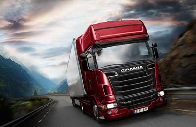 汽車卡車斯堪尼亞SCANAR730高清壁紙