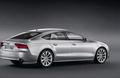 Audi奥迪汽车宽屏高清壁纸