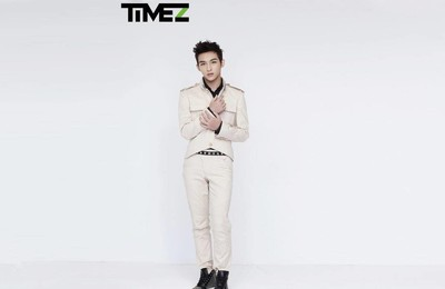 明星TIMEZ高清壁紙