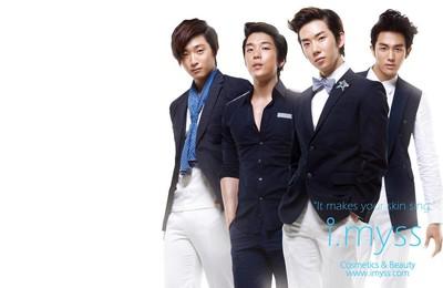 日韓男明星偶像團體2AM