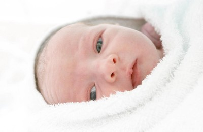 <可爱Baby婴儿宽屏小孩孩子高清壁纸