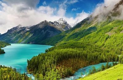 自然风光唯美秀丽自然风光高清壁纸