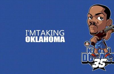 体育NBA卡通球星漫画高清壁纸