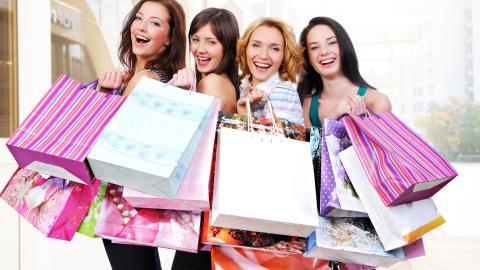购物女性 第四辑