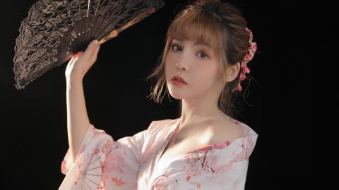 精致日本和服美女圖片