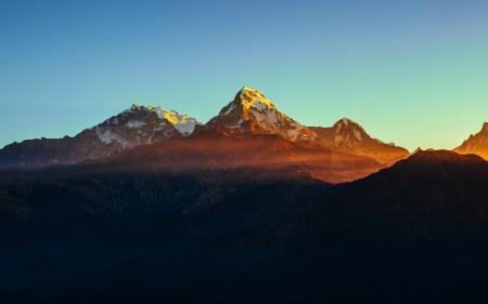 <喜马拉雅山脉