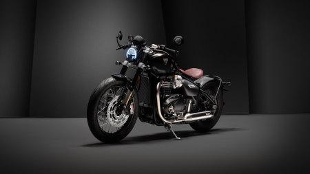 2020款凱旋(Triumph) Bonneville Bobber TFC